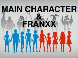 Darling in the Franxx Introduces Main Characters