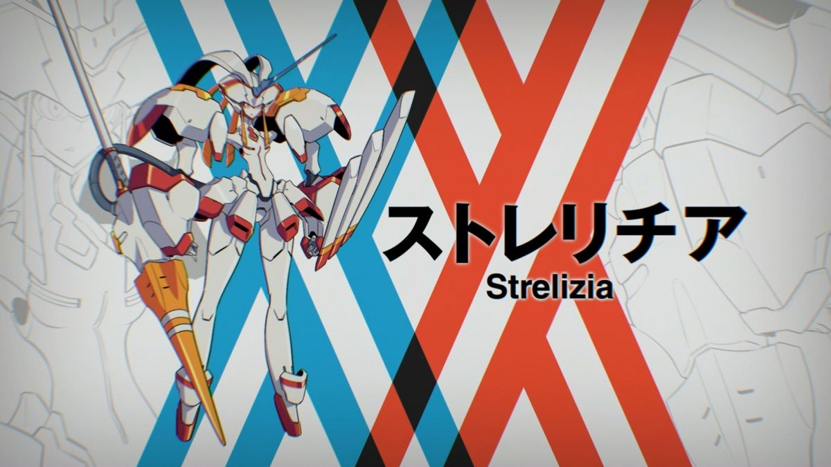 Darling in the Frankxx Anime | Mecha Strelizia