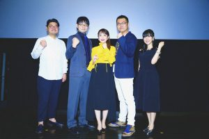 Photo from the Mobile Suit Gundam The Origin: Clash at Loum 2nd Week Stage Greeting Report
