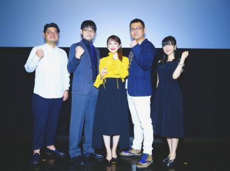 Mobile Suit Gundam The Origin: Clash at Loum 2nd Week Stage Greeting Report