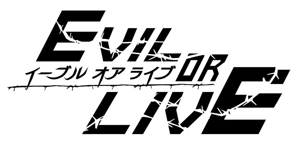 Evil or Live Anime Logo