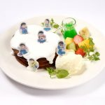 Mr. Osomatsu Collaboration Cafe | Dessert