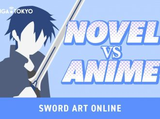 Sword Art Online: Novel VS Anime Episode 8 'The Sword Dance of Black and White'