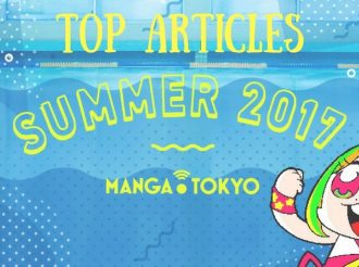 The Best MANGA.TOKYO Articles From Summer 2017