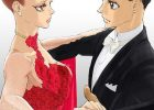 Second Cour Anime Visual for Welcome to the Ballroom