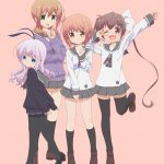 Winter 2018 Anime Visual for Slow Start
