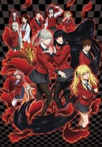 Kakegurui Anime Visual