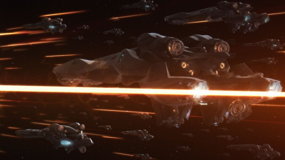Legend of the Galactic Heroes - Die Neue These: Kaigou | Anime Trailer Official Screenshot