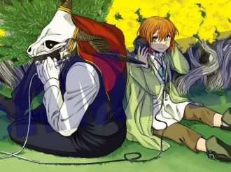 The Ancient Magus Bride ED Theme Special Edition CD Jacket Revealed
