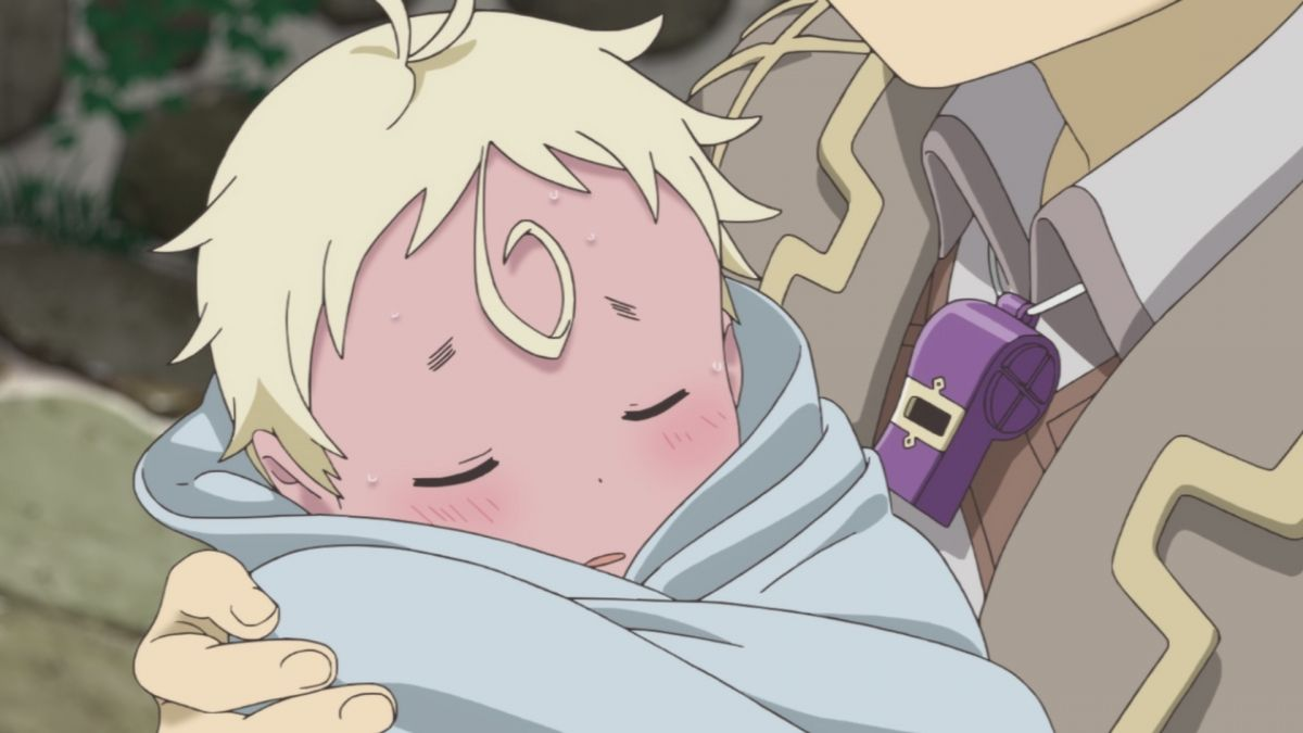 Made in Abyss Episode 12 Official Anime Screenshot
