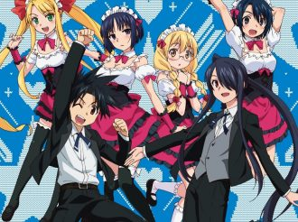 UQ Holder Reveals Theme Song CD Jacket