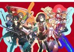 Sword Art Online: Integral Factor Smartphone Game