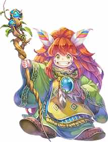 Secret of Mana | Character: Popoi
