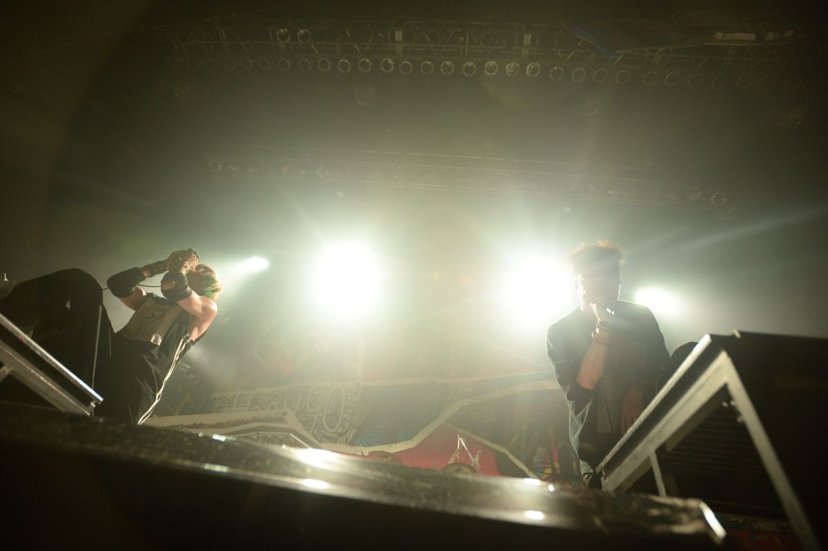 Photo from Oldcodex 'they go, Where?' Concert
