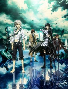 Bungo Stray Dogs anime movie Dead Apple