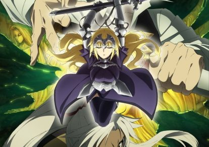 Fate/Apocrypha Anime Second Cour Key Visual