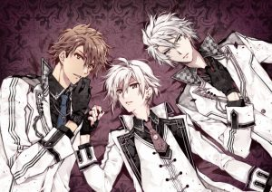 Band TRIGGER from the smartphone game IDOLiSH7