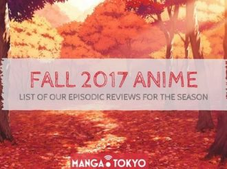 Fall 2017: Our Anime Reviews