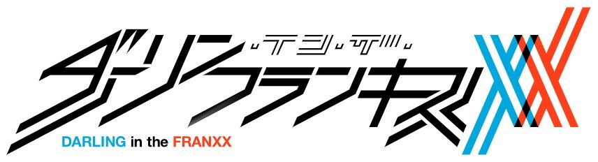 Darling in the FranXX Anime Logo