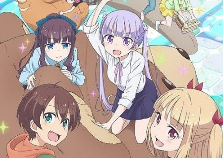 New Game!! Anime Visual
