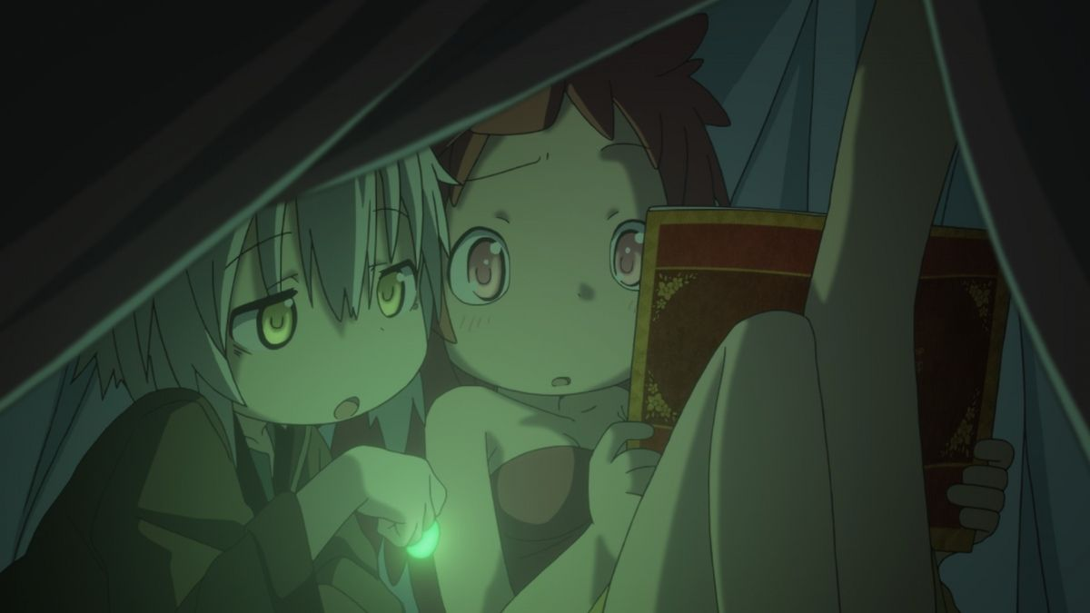Made in Abyss Episode 13 Official Anime Screenshot