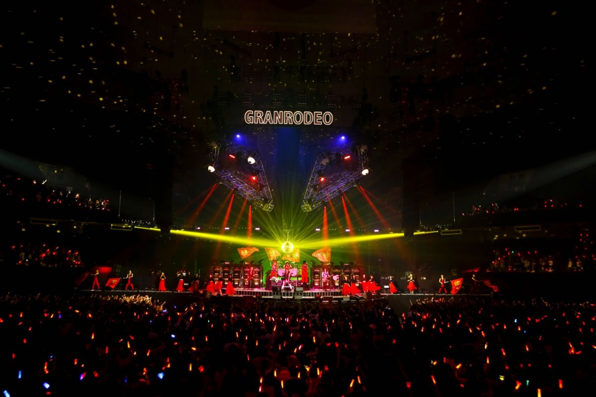 GRANRODEO Live 2017 G12 Rock☆Show