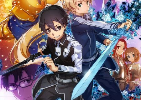 Sword Art Online Alicization Arc Anime Key Visual
