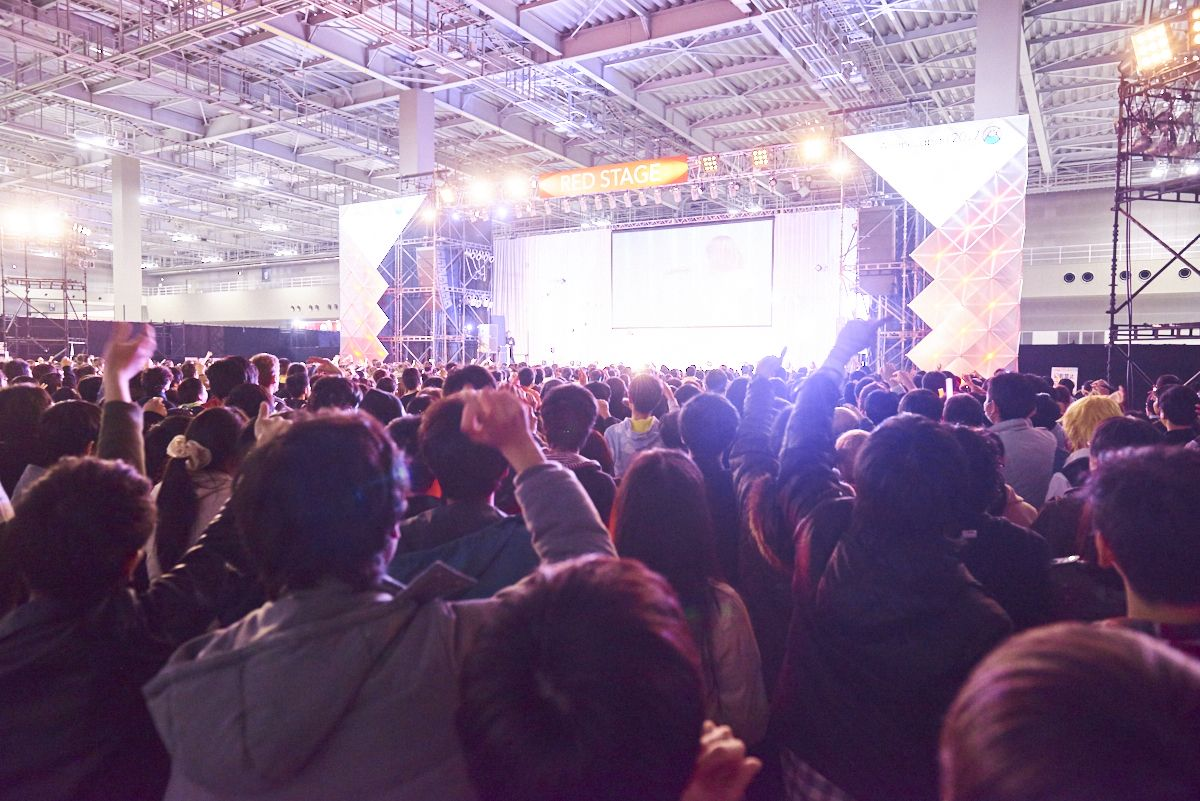 Photo from AnimeJapan
