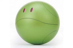 AI Haro from Mobile Suit Gundam