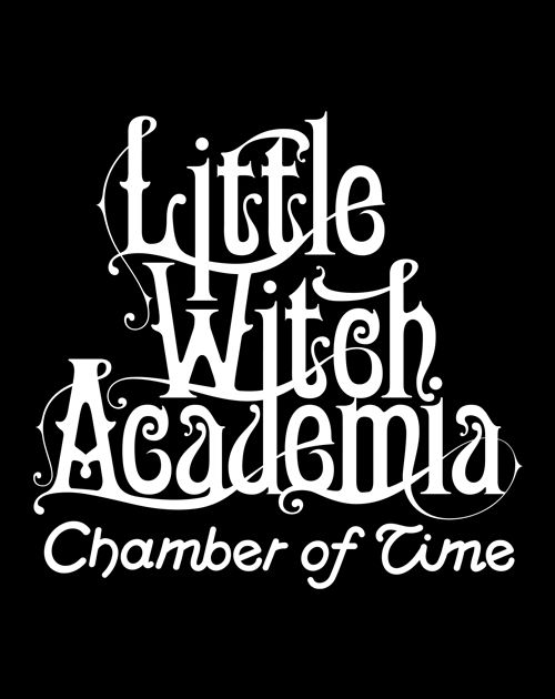 Little Witch Academia: Chamber of Time Game Logo