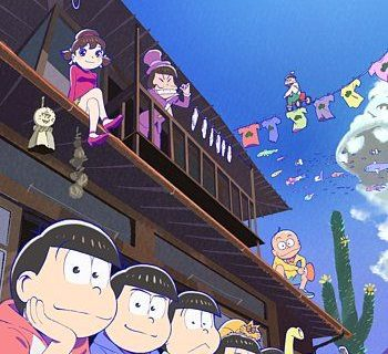Osomatsu-San Second Season