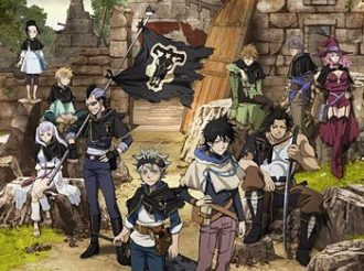 1st Episode Anime Impressions: Black Clover