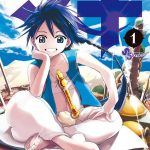 Shonbu Ohtaka's Manga Magi: The Labyrinth of Magic