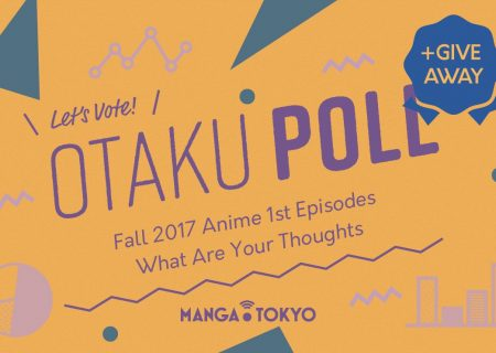 OTAKU POLL | Fall Anime 1st Episodes- What Are Your Thoughts + MHA Giveaway!