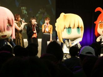 [Kyomaf] Fate Grand/Order Guest Talk Stage Report