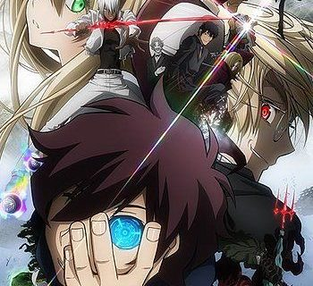 Blood Blockade Battlefront Anime Visual
