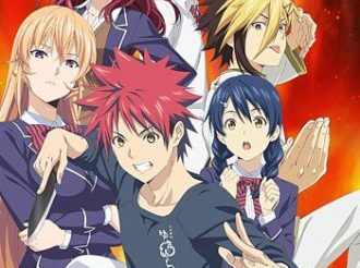 1st Episode Anime Impressions: Food Wars! The Third Plate