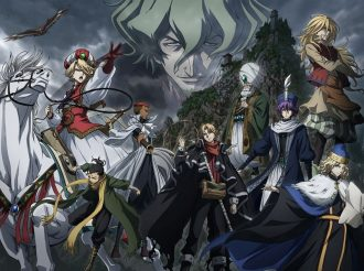 Altair: A Record of Battles Introduces Cast and New Key Visual for Second Cour