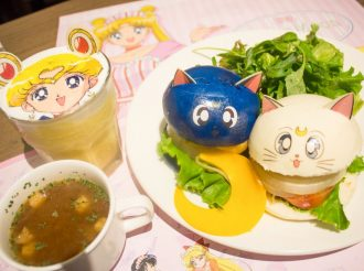 A Dream Come True For All Sailor Senshi Fans! Sailor Moon Cafe 2017 Report