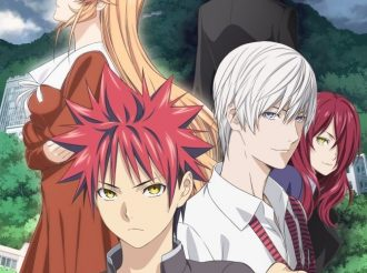 Food Wars! The Third Plate Episode 1 Review: Challenging the Elite Ten