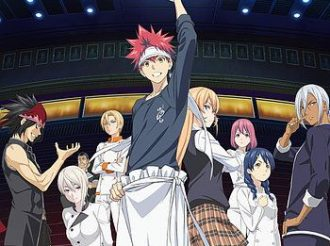 Food Wars! The Second Plate (Season 2) Series Review