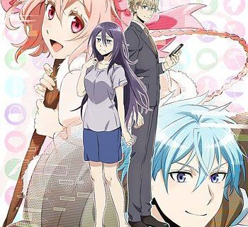 Recovery of an MMO Junkie Anime Visual