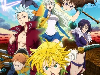 Seven Deadly Sins Season 2 Reveals Air Date and Opening Theme