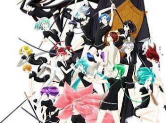 1st Episode Anime Impressions: Land of the Lustrous