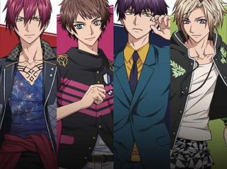 1st Episode Anime Impressions: Dynamic Chord