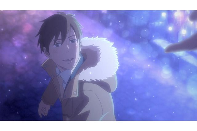 short anime Road To You Official Anime Screenshot