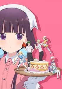 Blend S Anime Visual