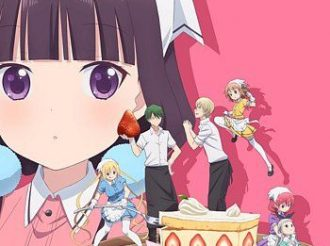1st Episode Anime Impressions: Blend S