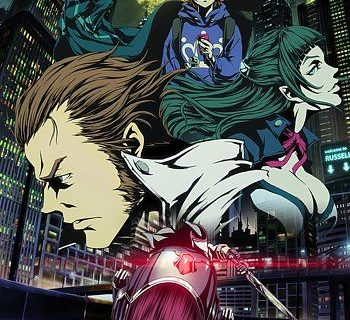 Garo: Vanishing Line Anime Visual