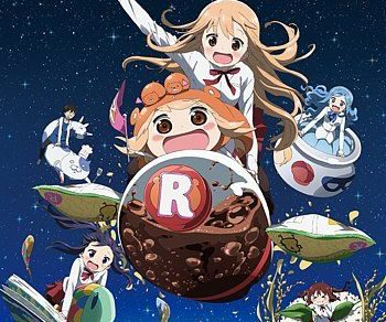 Himouto Umaru-chan R Anime Visual